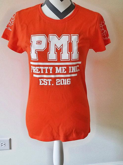 Orange PMI T-Shirt