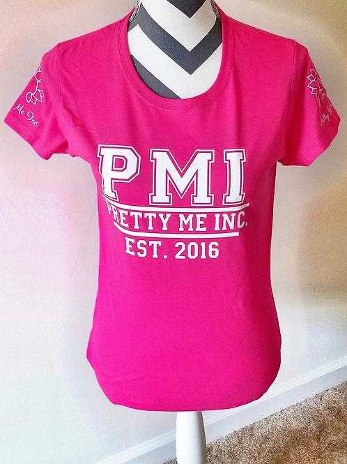 Pink PMI T-Shirt