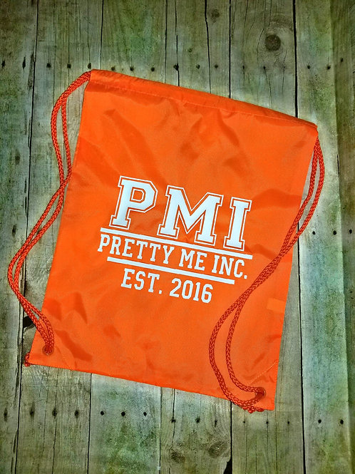Pretty Me Inc. Drawstring Backpack