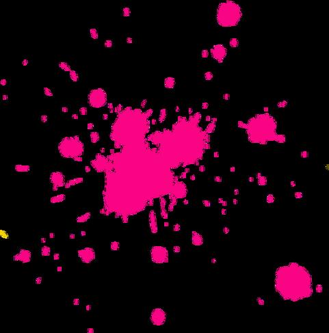 105-1058378_hotpink-fuschia-paintsplatte