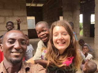 My Favorite Things ..... Playing, Learning Progressing, Coming Together in Ghana!
