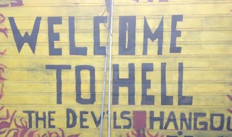Die Hölle im Paradies...