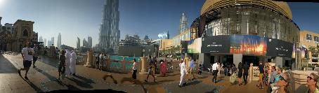 Nächster Hafen: Dubai