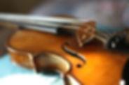 Maggini's violin