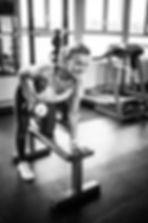 Marie Šurová - fitness trenér