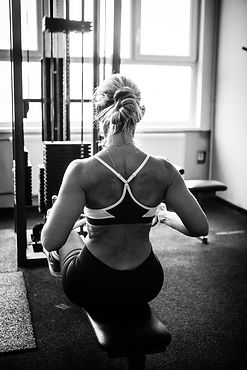 Marie Šubrová - fitness trenér