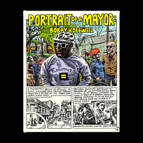 Portrait of a Mayor