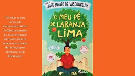 Book trailer - O meu pé de Laranja Lima