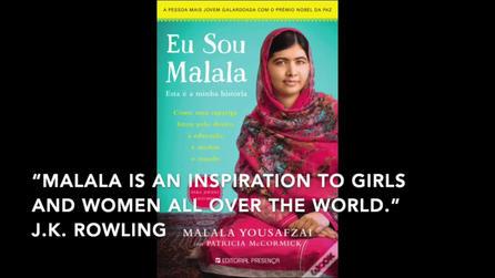 Book trailer - Eu sou Malala