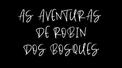 Book trailer - Robin dos Bosques