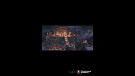 Book trailer - Os ladrões do Olimpo