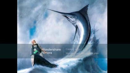 Book Trailer - O velho e o mar