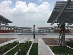 EQV_XTB Ph 1 Roof Terrace View