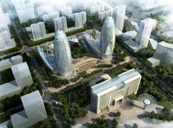 Jiaozhou Twin Towers