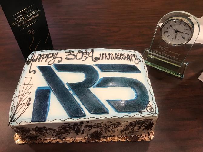 Celebrating 30 Year of Business!