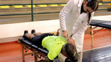 Os benefícios da quiropraxia para atletas