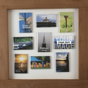 Custom Magnets or Pins from Your Photos