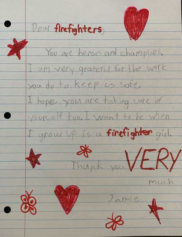 Letter to our Firefighters.jpg