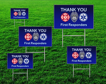 First Responders Yard Signs in lawn.jpg