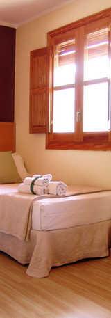 Habitción camas individuales