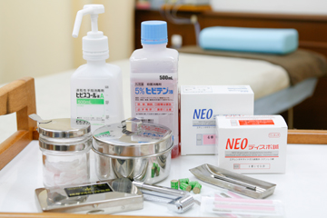鍼灸治療具