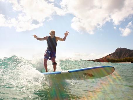 Você sabe surfar?