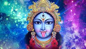 Kali e a virada de ano
