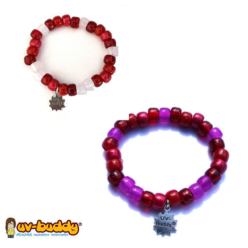 Cherry Pie UV Bracelet