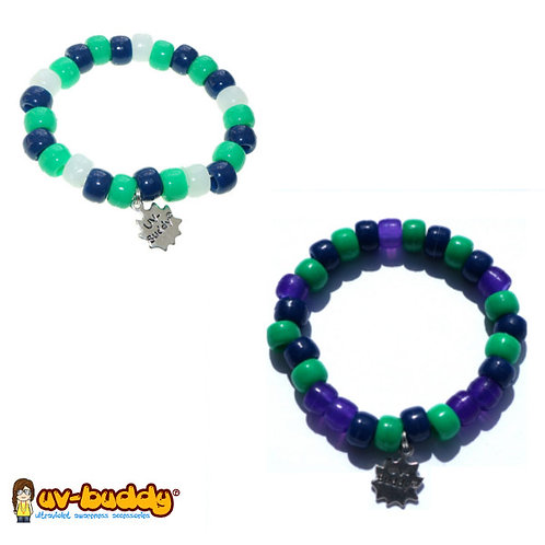 Deep Blue UV Bracelet