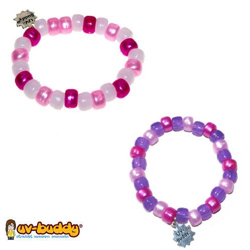 Cotton Candy UV Bracelet