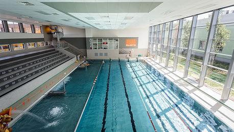 Krytý bazén STARS