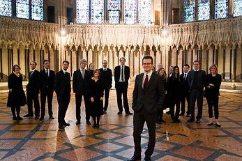 Choir at York Minster