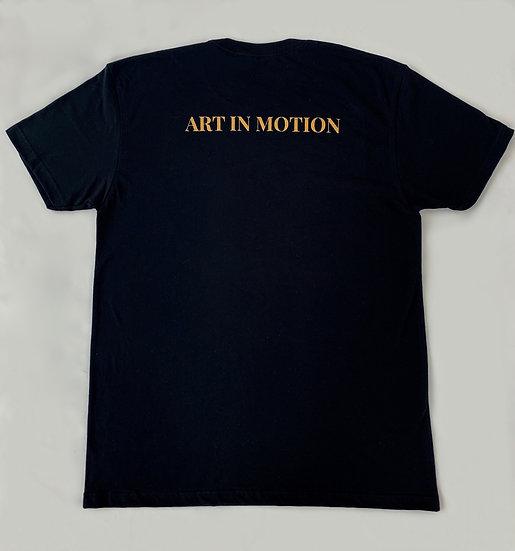 ART IN MOTION TEE
