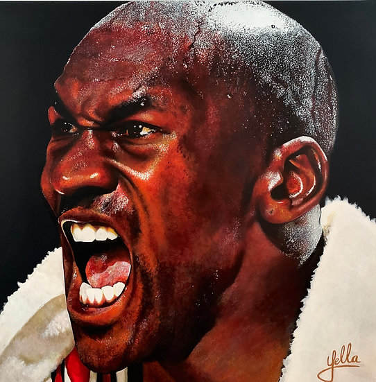 HIS AIRNESS Fine Art Print