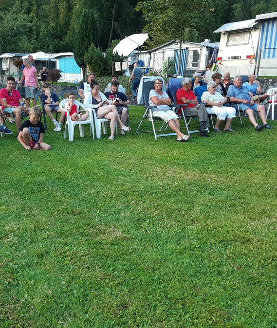 Camping Vitznau 18.7.2020