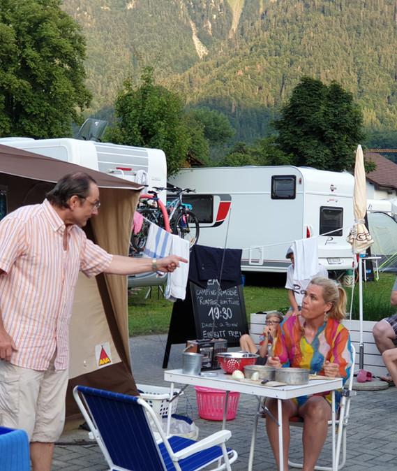 Camping Bösingen 2019