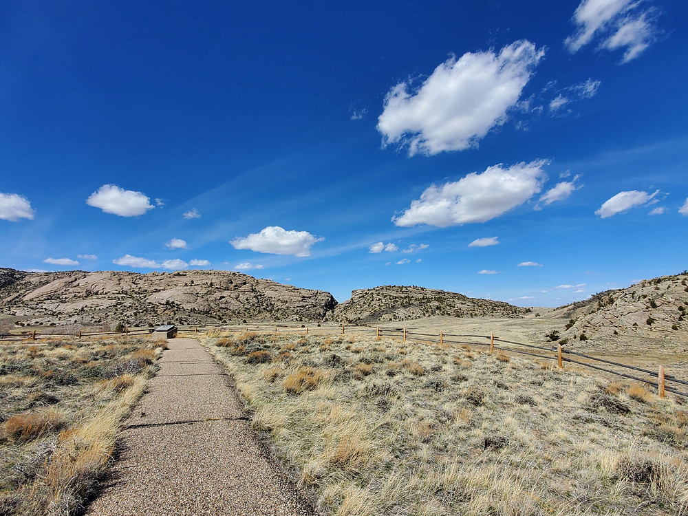 Devil's Gate Interpretive Trail, Devil's Gate, Oregon Trail, Mormon Handcart Trail, Wyoming