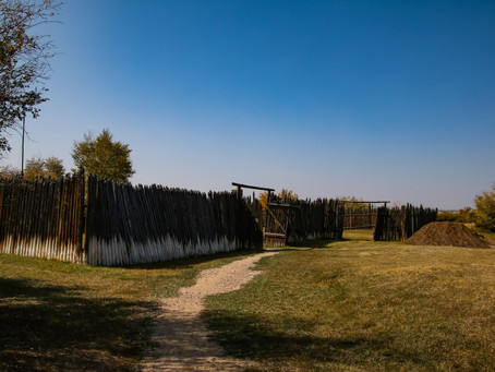 Wandering WY: Fort Bridger State Historic Site