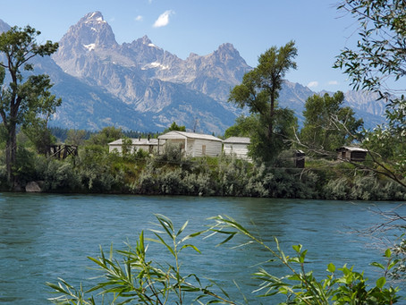 Wandering WY: Camping in Grand Teton National Park