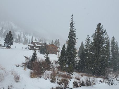 Wandering WY: Sleeping Giant Ski Area