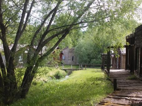 Exploring Montana: Virginia City