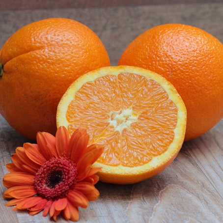 Cozy Citrus