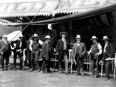 Buffalo Bill and The Greatest Show on Earth