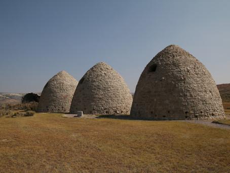 Wandering WY: Piedmont Charcoal Kilns