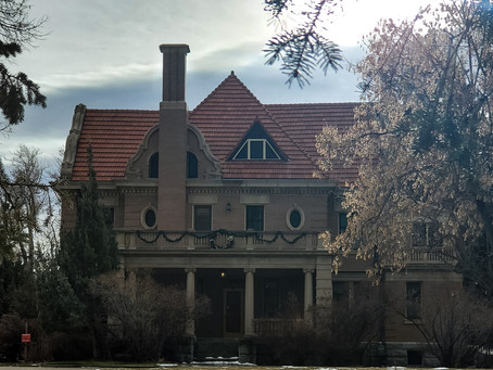 Wandering WY: Trail End Historic Site Christmas Tour