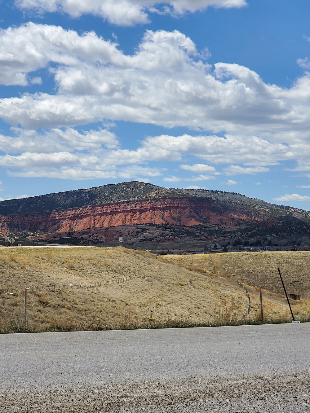 Red Buttes, Wyoming