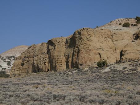 Wandering WY: White Mountain Petroglyphs