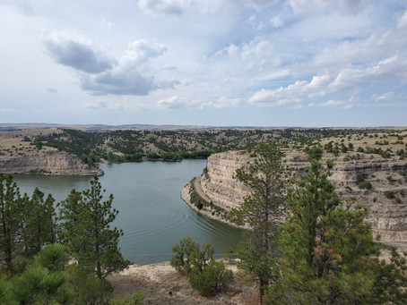 Wandering WY: Guernsey State Park
