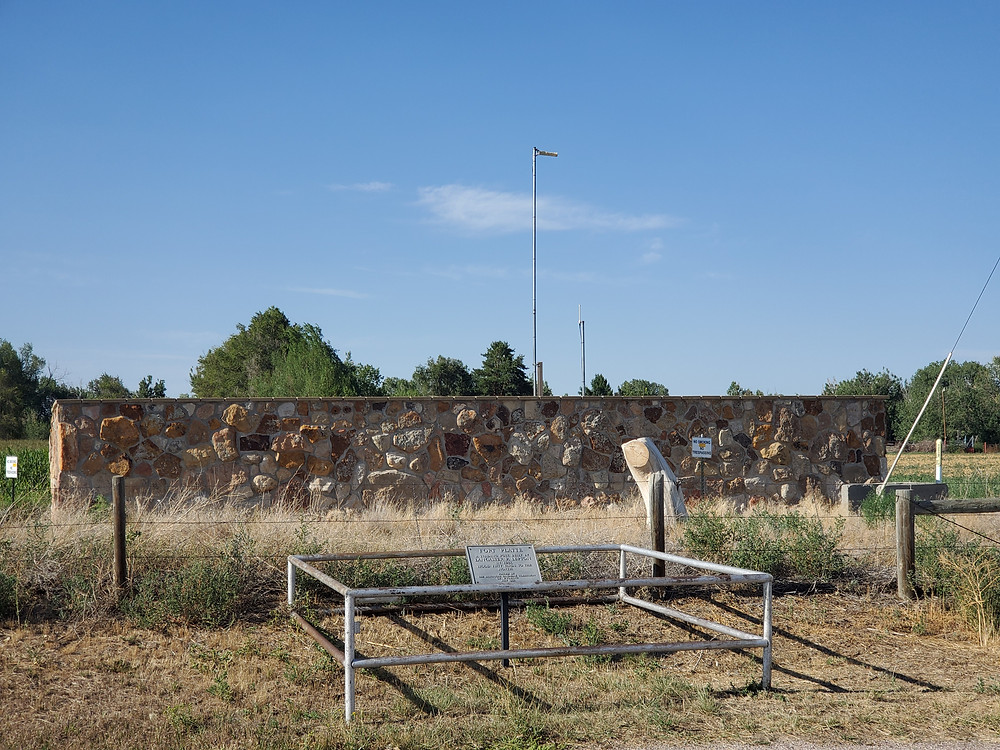 Fort Laramie Historic Site, Fort Platte, Wyoming
