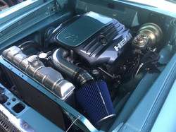 Ross Performance engine